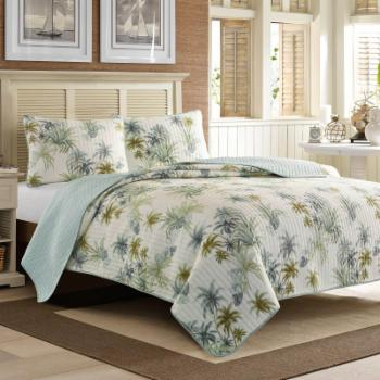 Serenity Palms Quilt by Tommy Bahama