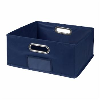 Regency Niche Cubo Half Size Foldable Fabric Storage Bin