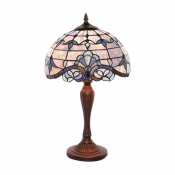 River of Goods Allistar Tiffany Table Lamp