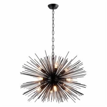 AA Warehousing Sputnik 12 Light Chandelier