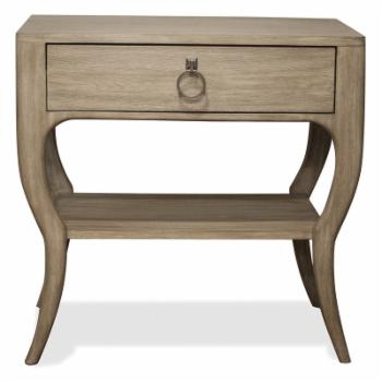 Riverside Furniture Sophie 1 Drawer Nightstand