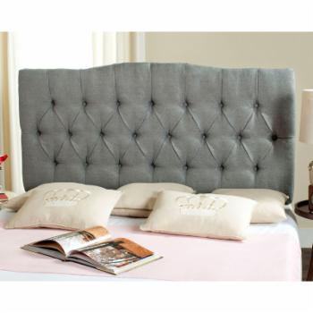 Safavieh Axel Upholstered Tufted Headboard