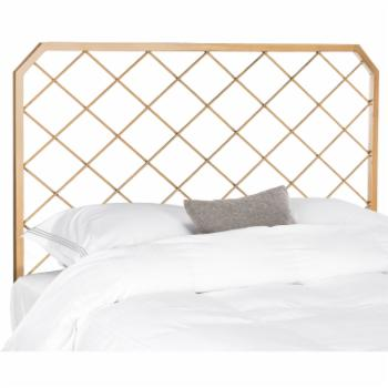 Safavieh Stitch Metal Mesh Headboard