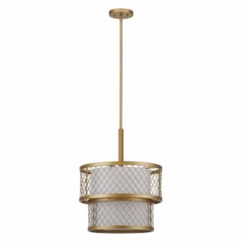 Safavieh Evie LIT4200A Mesh Adjustable Pendant Light