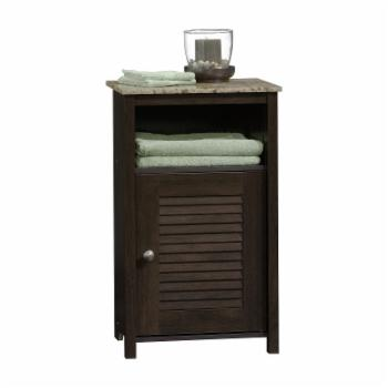 Sauder Bath Peppercorn Collection Floor Cabinet