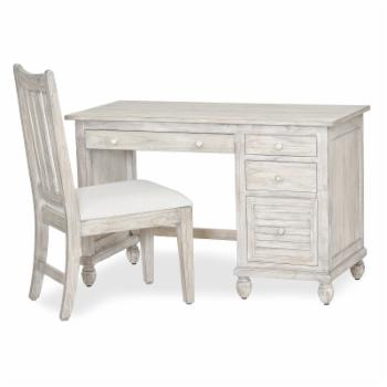 Sea Winds Tortuga Writing Desk with Chair