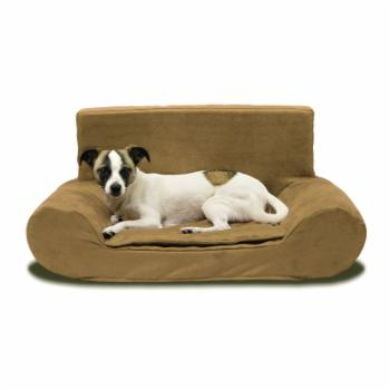 Best Friends by Sheri Bolster Sofa Dog Bed