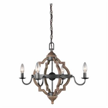 Sea Gull Lighting Socorro 3124904 Chandelier