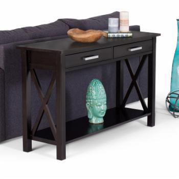 Brooklyn + Max Providence 2 Drawer Console Table