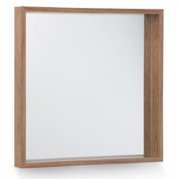 Brooklyn + Max Piers Square Wall Mirror - 25.3W x 25.3H in.