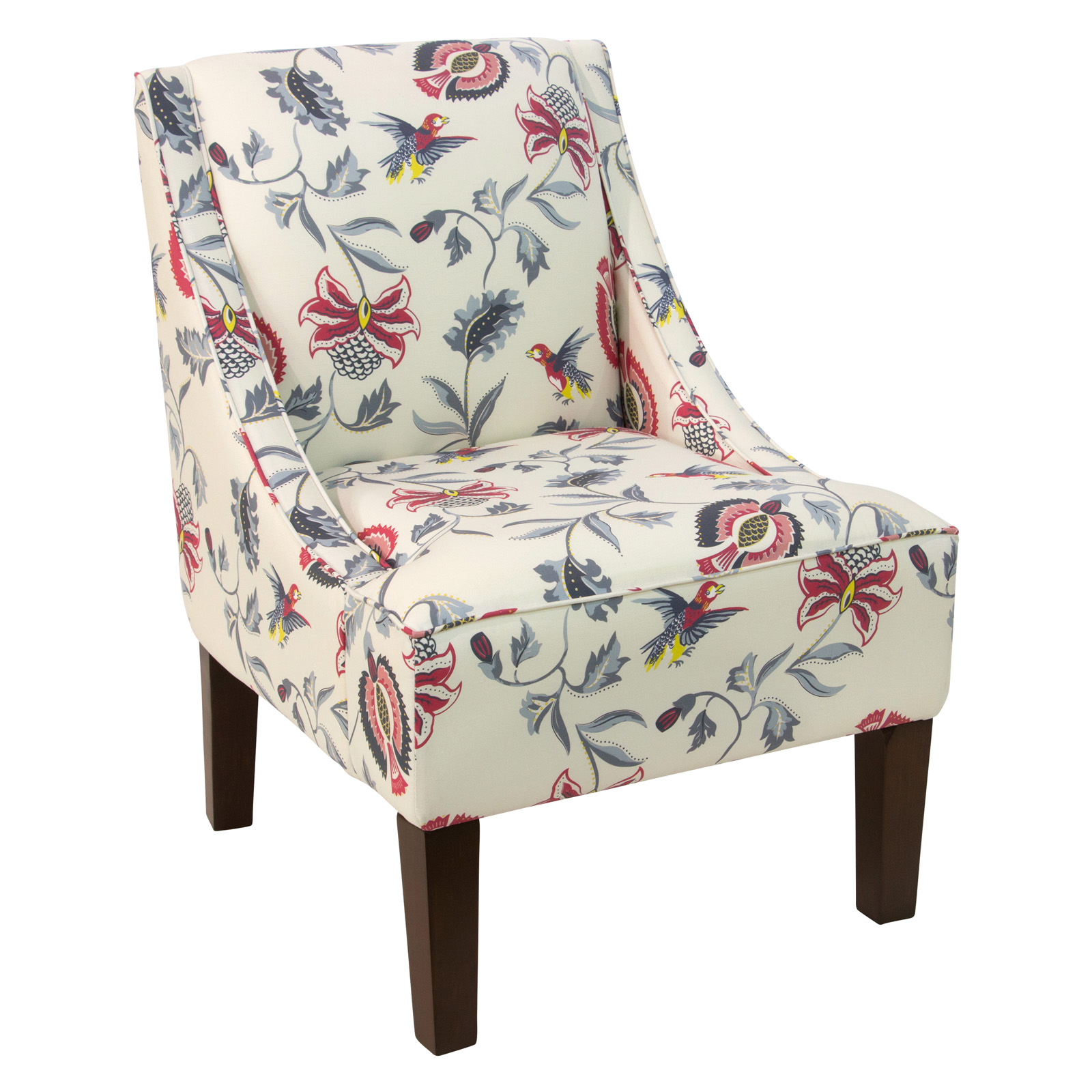 Attirant Skyline Furniture Upholstered Accent Chair