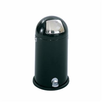Safco 9 Gallon Dome Step-On Receptacle