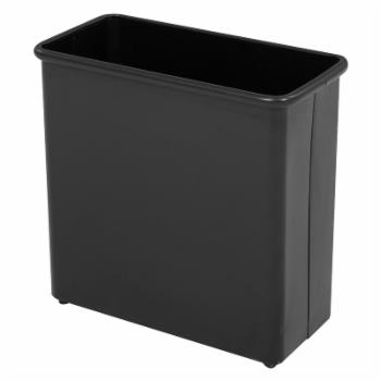 Safco Products 27 qt. Rectangular Wastebasket - Set of 3