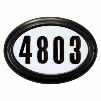 Special Lite Products Kingsport Lighted Address Plaque