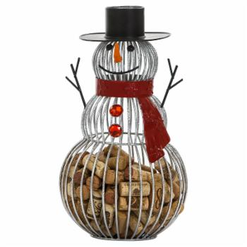 Picnic Plus Snowman Cork Caddy
