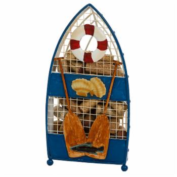 Picnic Plus Row Boat Cork Caddy