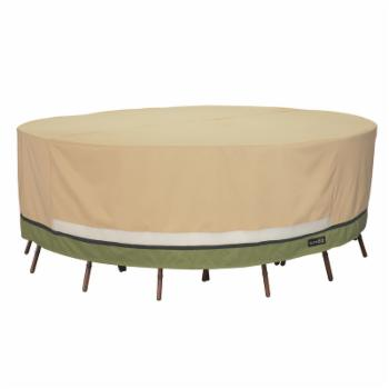 Patio Armor Royal Deluxe Round Table & Chair Set Cover