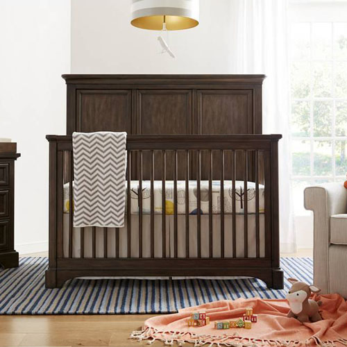 Stanley Furniture Chelsea Square Built To Grow 3 In 1 Convertible Crib
