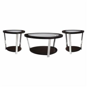 Standard Furniture Triad Occasional Tables - Set of 3
