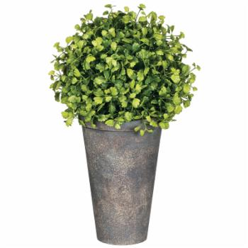 Sullivans Artificial Maiden Hair Fern Potted Orb