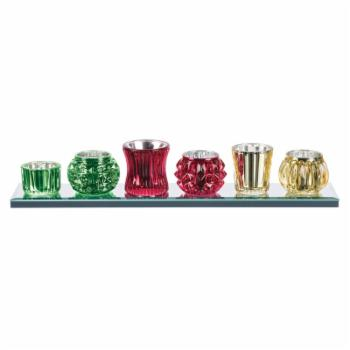 Sullivans 6 Votive Tray Candle Holder