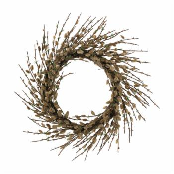 Sullivans Pussywillow Wreath