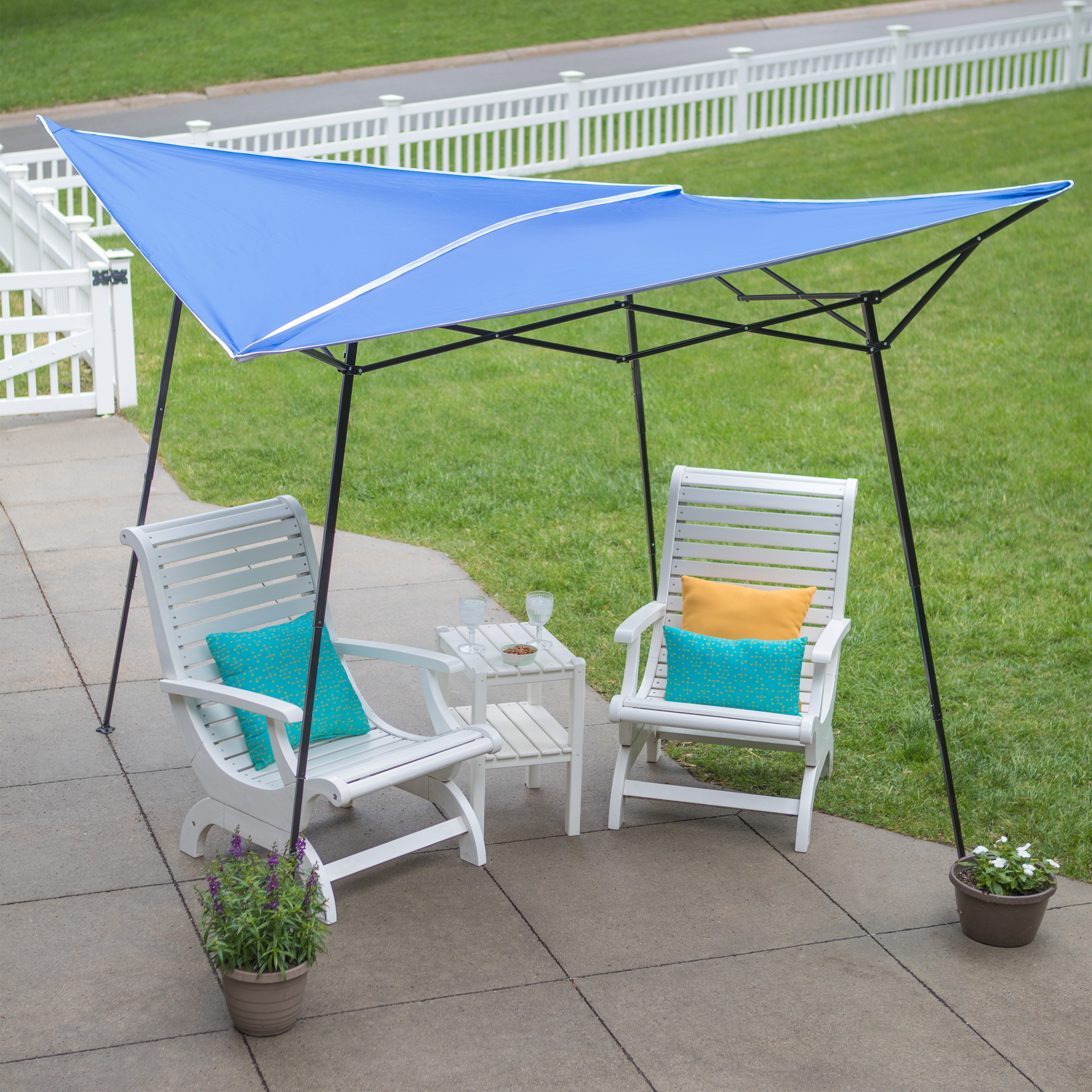the latest 6678d c68d4 Coral Coast 7.5 x 7.5 ft. Pop Up Shade Canopy