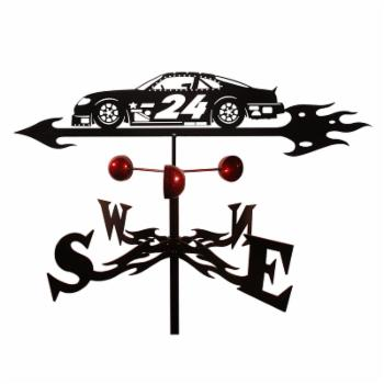 SWEN Products Farrell Stock Car Weathervane