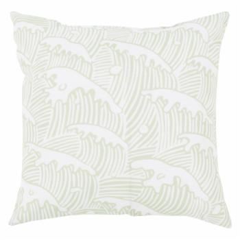 Surya Waves Outdoor Pillow