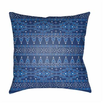 Surya Geometric Print ID022 Decorative Outdoor Pillow
