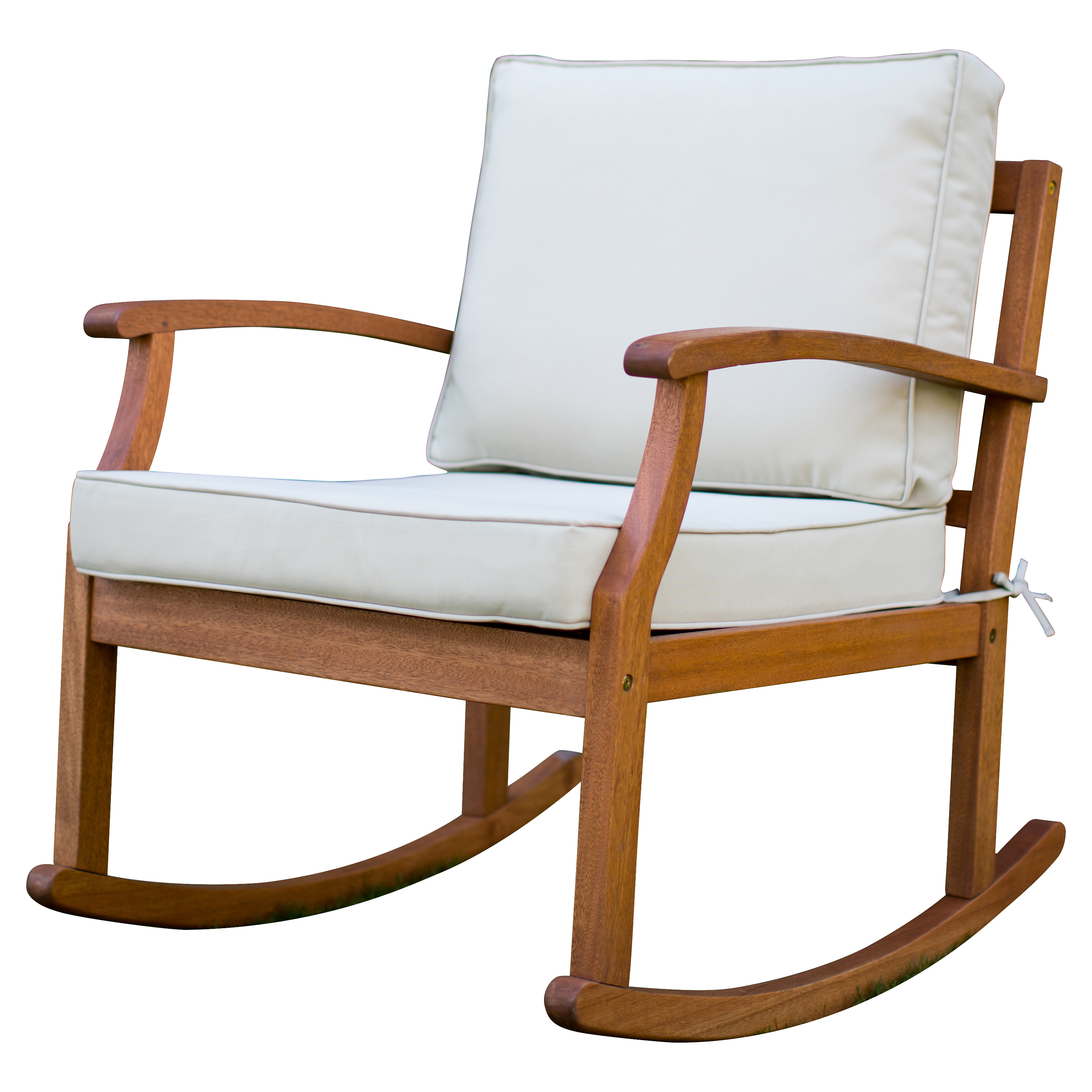 Belham Living Brighton Deep Seating Outdoor Rocking Chair