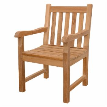 Anderson Teak Classic Outdoor Dining Armchair