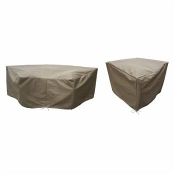 TK Classics Barbados 04fWC Outdoor Patio Furniture Cover Set