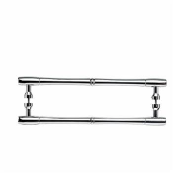 Top Knobs Back-to Back Nouveau Bamboo Appliance Pull
