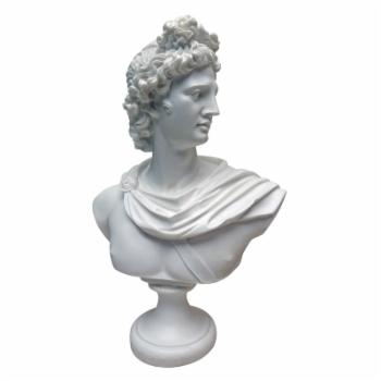 Design Toscano Apollo Belvedere Sculptural Bust