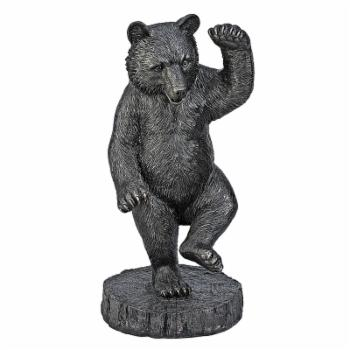 Design Toscano The Bear Dance Garden Statue