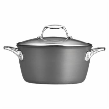 Tramontina Gourmet Hard Anodized 5 qt. Covered Dutch Oven