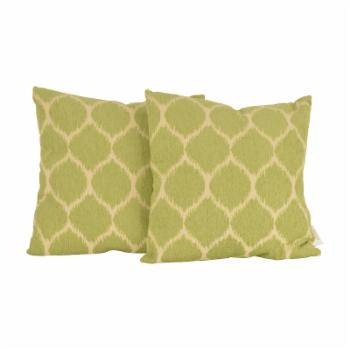 Ivana Ikat Throw Decorative Pillows - Set of 2 by Thro by Marlo Lorenz