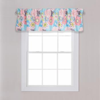 Waverly Blooms Window Valance by Trend Lab