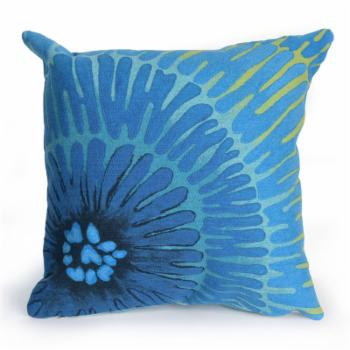 Liora Manne Visions III Cirque Square Indoor/Outdoor Pillow
