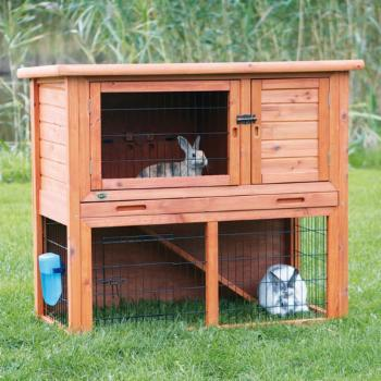TRIXIE Natura Animal Hutch with Enclosure