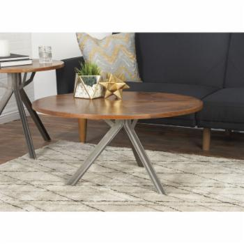 DecMode 36 in. Coffee Table