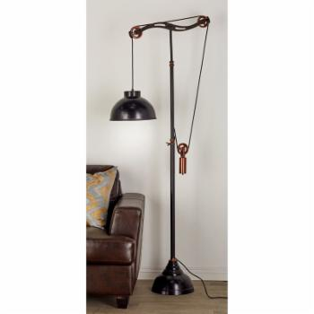 DecMode 24515 Floor Pully Lamp