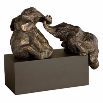 Uttermost 19473 Playful Pachyderms
