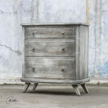 Uttermost Jacoby Driftwood Accent Chest