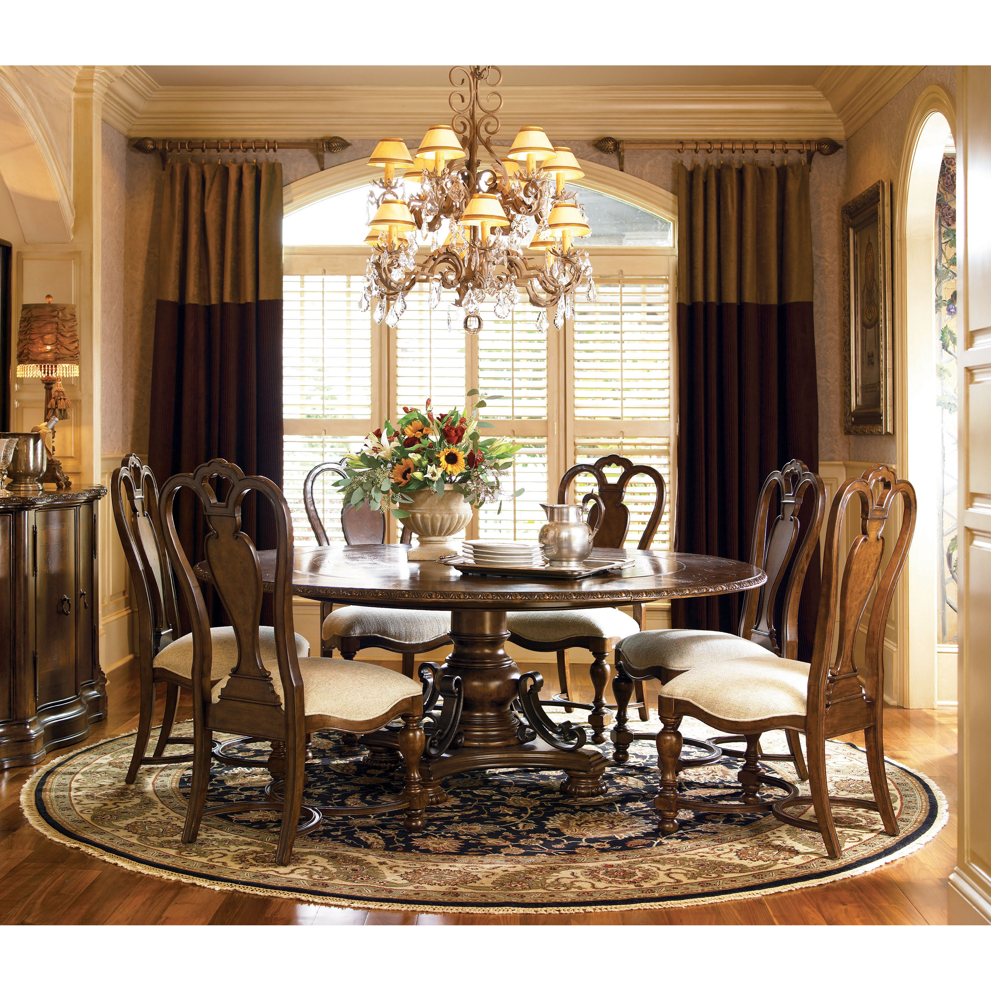 10 piece dining room table sets