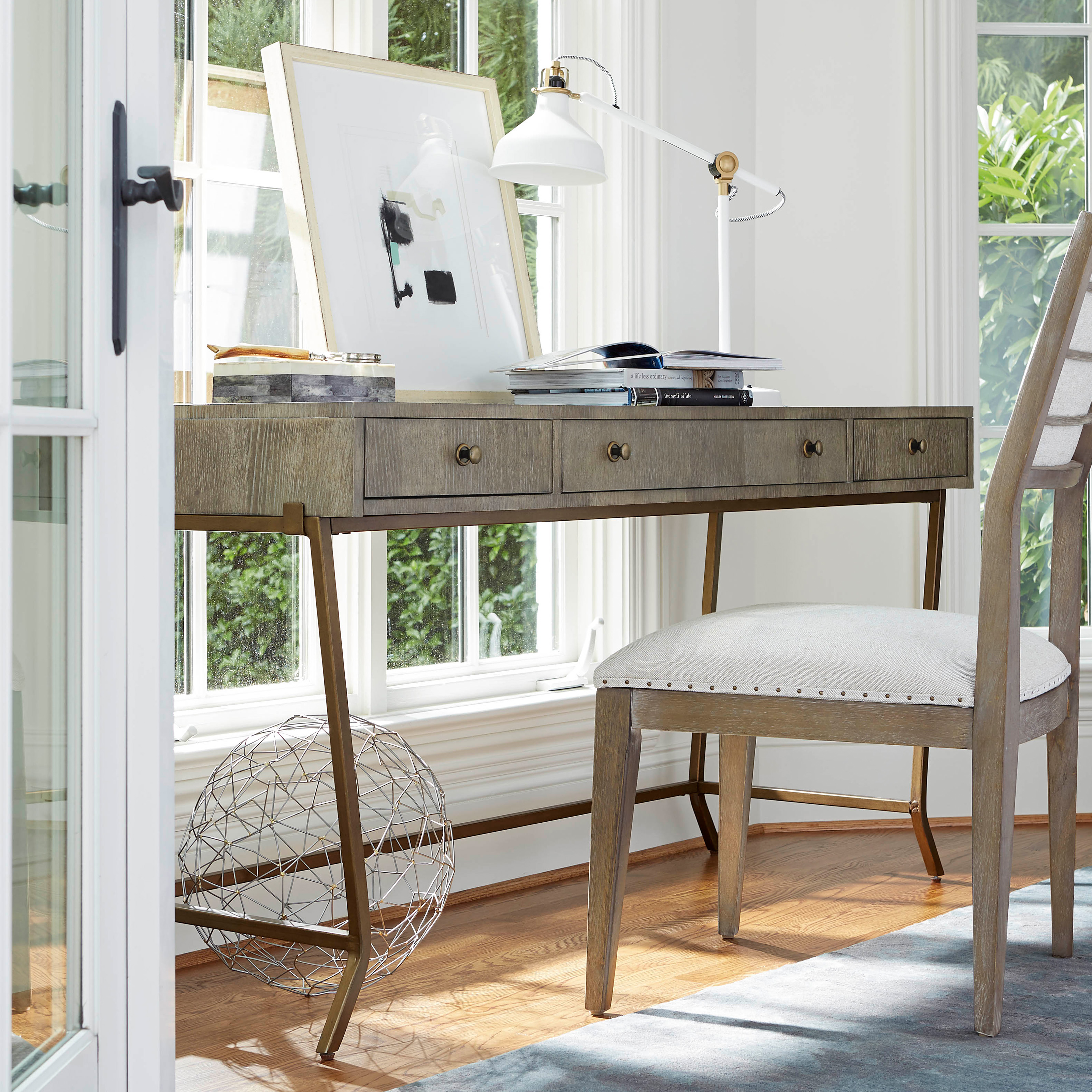 Charmant Universal Furniture Writing Desk Console