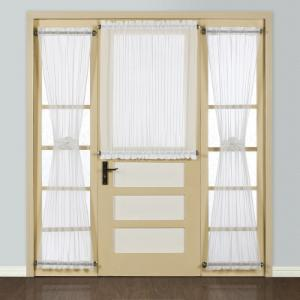 United Curtain Batiste Door Panel