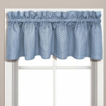 United Curtain Hamden Window Valance