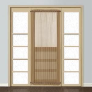 United Curtain Monte Carlo Door Panel